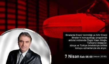 """Kemal Evcioğlu """"Müdür Yollarda""""nın Konuğu"""