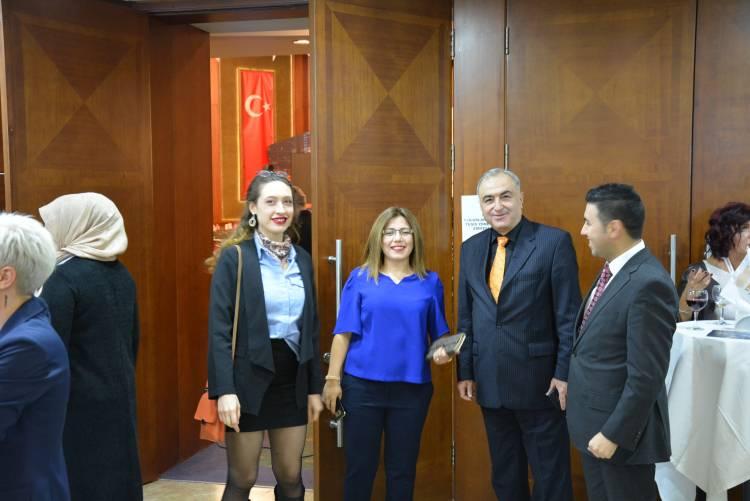 I. Uluslararası Tesis Yönetim Zirvesi Başladı